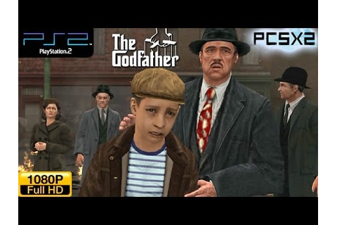 The Godfather - PS2 Gameplay 1080p (PCSX2) - YouTube