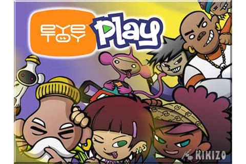 Kikizo | PS2 Review: EyeToy: Play