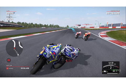 Valentino Rossi The Game - MotoGP 16 - Silverstone Circuit ...