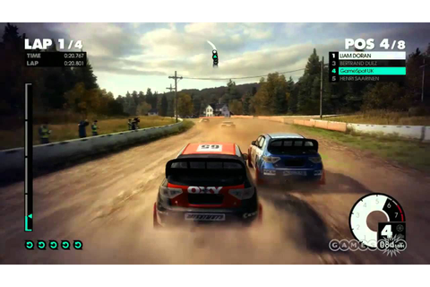 Game Previews - Dirt 3 - YouTube