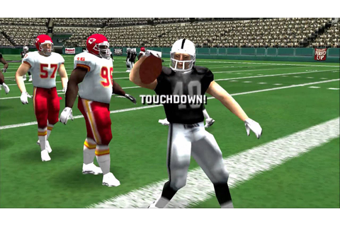 Madden NFL 06 PSP Gameplay HD - YouTube