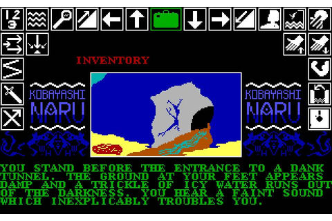 Download Kobayashi Naru adventure for DOS (1987 ...