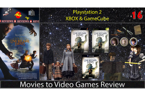 Movies to Video Games Review - Lemony Snicket's A Series ...