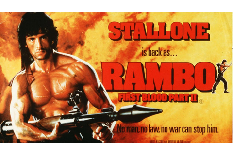 Rambo: First Blood Part II (1985) Movie Review - Pure ...