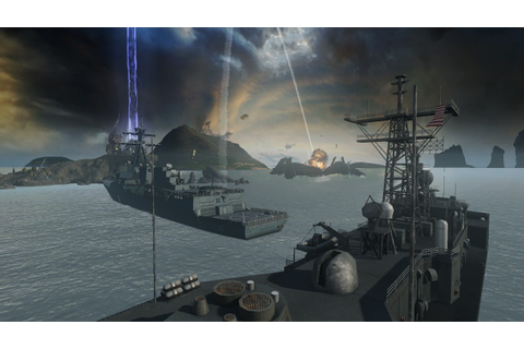 Battleship Trailer Teases Game of Movie of... Game? - Push ...