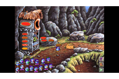 Logical Journey of the Zoombinis - Playthrough, Not So ...