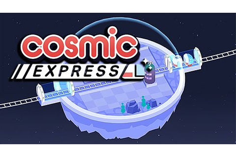 Cosmic express iPhone game - free. Download ipa for iPad ...