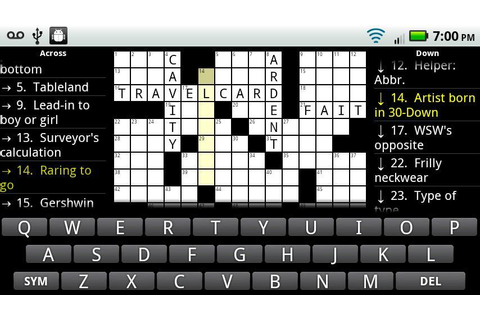 Crosswords Plus for Android - APK Download
