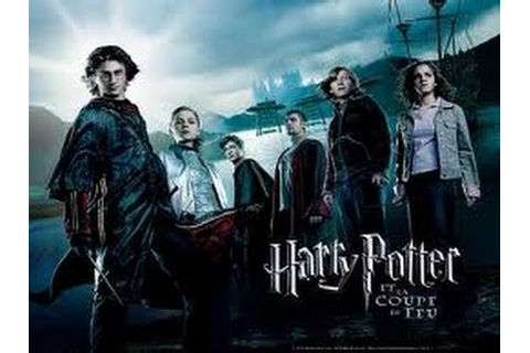 Bande Annonce - Harry Potter et la coupe de feu - YouTube