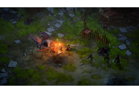 cRPG Pathfinder: Kingmaker Launches September 25th, New ...
