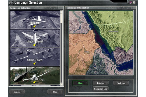 Tags: Free Download F-22 Total Air War TAW Full PC Game Review