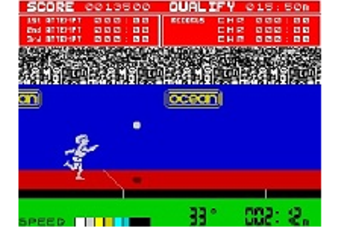 Awesome Games of Yesteryear: Top 10 ZX Spectrum Games