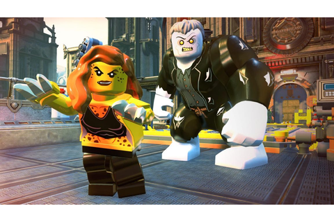 Lego DC Super-Villains announced for October with fun trailer