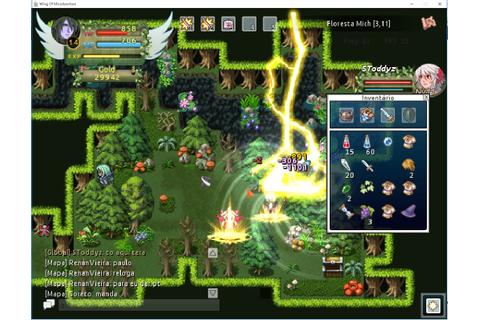 Forjerum - Create your MMO with RPG Maker VX Ace! Topic ...