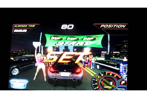 Fast & Furious Arcade Driving Game - YouTube
