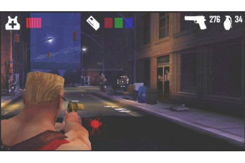 Duke Nukem: Critical Mass [PSP - Cancelled] - Unseen64