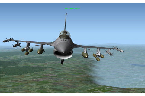 """Freefalcon 6"" Combat Flight Simulator Review for PC ..."
