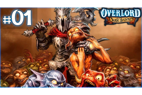 Прохождение Overlord: Dark Legend (PC, RUS) [Часть 1 ...