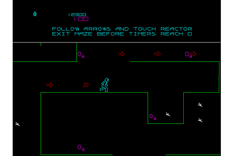 Major Havoc - Videogame by Atari