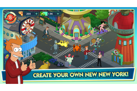 Futurama: Worlds of Tomorrow Wiki