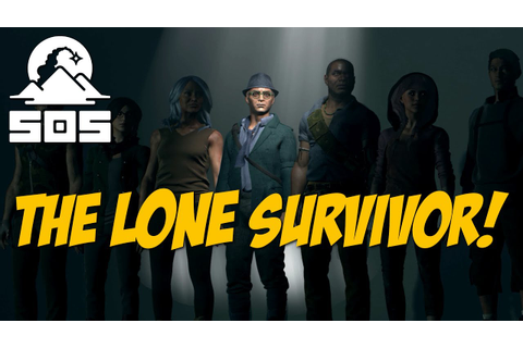 The LONE Survivor! | SOS | NEW multiplayer relic hunting ...