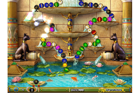 Download Luxor: 5th Passage Full PC Game
