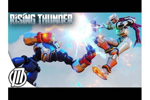Rising Thunder Alpha: Multiplayer Gameplay, F2P PC ...