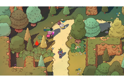 The Swords of Ditto, New Action RPG From Devolver Digital ...