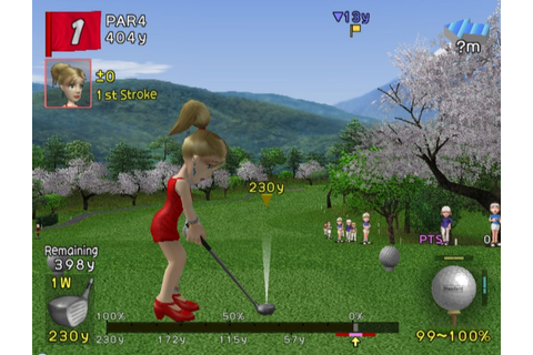 TURN TO CHANNEL 3: PS2's 'Hot Shots Golf 3' can make ...