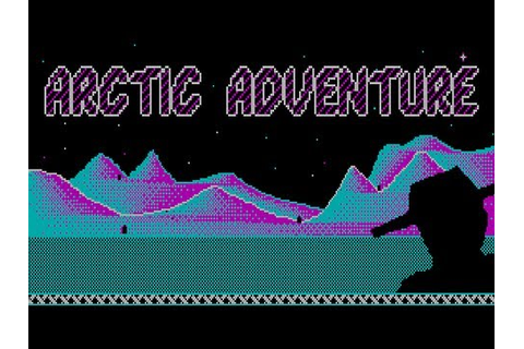 LGR - Arctic Adventure - DOS PC Game Review - YouTube