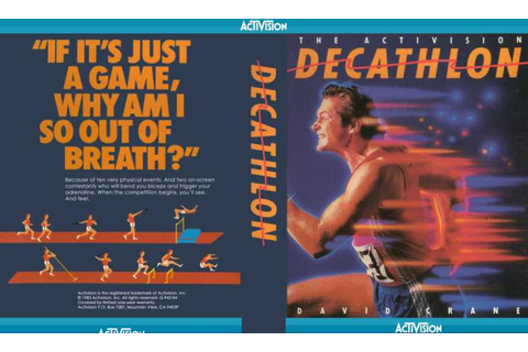 Decathlon | Top 80's Games