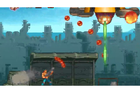 Contra ReBirth (WiiWare) Game Clear! (HD60) - YouTube