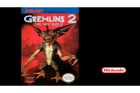 Gremlins 2: The New Batch (NES) Classic Gameplay Trailer ...