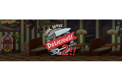 Cook, Serve, Delicious! 2!! - PC - Digital Games