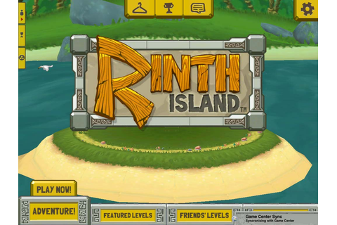 Rinth Island review (iOS / Universal) | ArcadeLife : Life ...