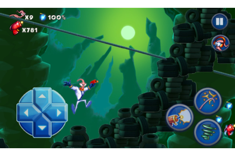 Earthworm Jim HD – Games for Windows Phone – Free download ...