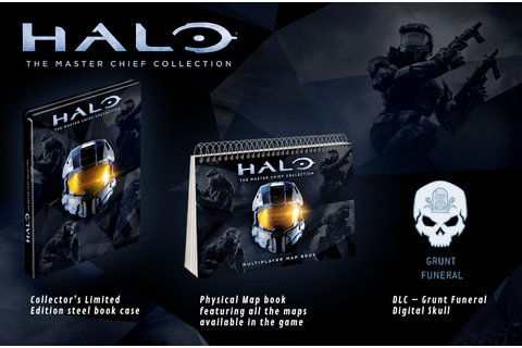 These Halo: Master Chief Collection special editions seem ...