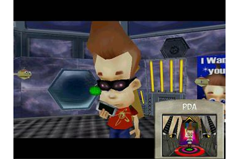 Jimmy neutron boy genius the video game trailer
