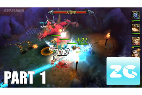 Dark Legend 3D RPG Hero Game (CN) Android Walkthrough Part ...