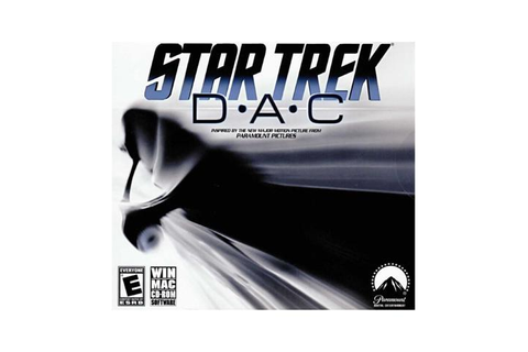 Star Trek D-A-C PC Game - Newegg.com