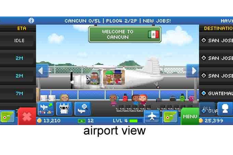 Game Reviews: iPhone: Pocket Planes