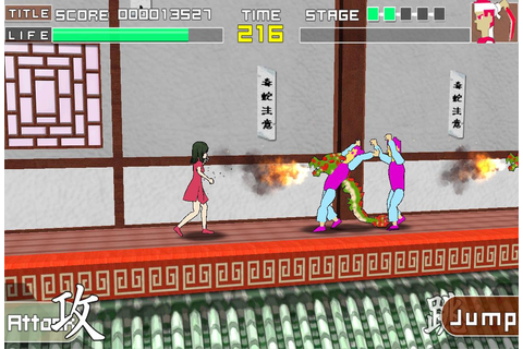 Kung Fu Master (unofficial) - Android Apps on Google Play