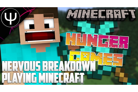 Minecraft: Hunger Games — Lewis Has A Nervous Breakdown ...