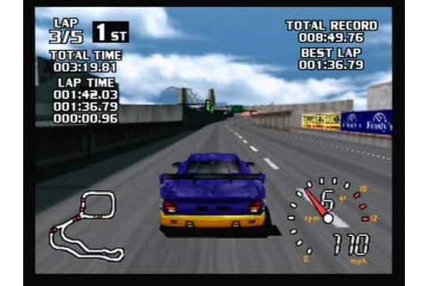 Let's Race - World Driver Championship(N64) - Super Series ...