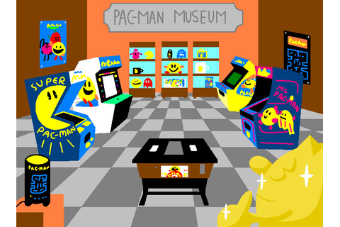 Pac-Man Museum by AshumBesher on DeviantArt