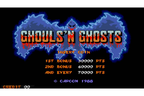 Capcom's Ghouls 'n Ghosts Has Come to iOS and Android Devices