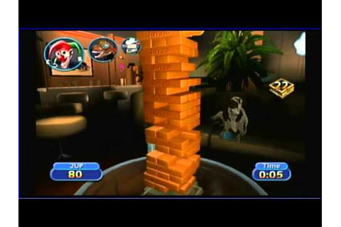 Jenga World Tour (Wii) - YouTube