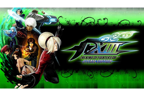 The King of Fighters XIII Steam Edition Gameplay 1080p ...