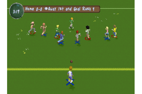 XS Junior League Football Screenshots, Pictures ...