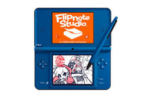 Free: 3DS Download code for Flipnote Studio 3D! - Video ...